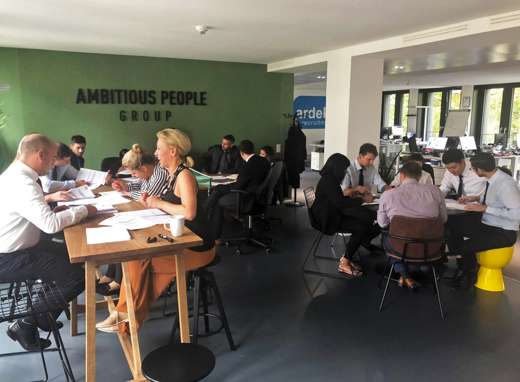 Recruitment Consultant - Ambitious People Group